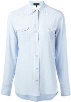 Rag & Bone piped trim shirt