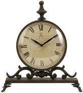 Churchill Iron Table Clock