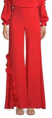 Alexis Teri Ruffled Flare Pants
