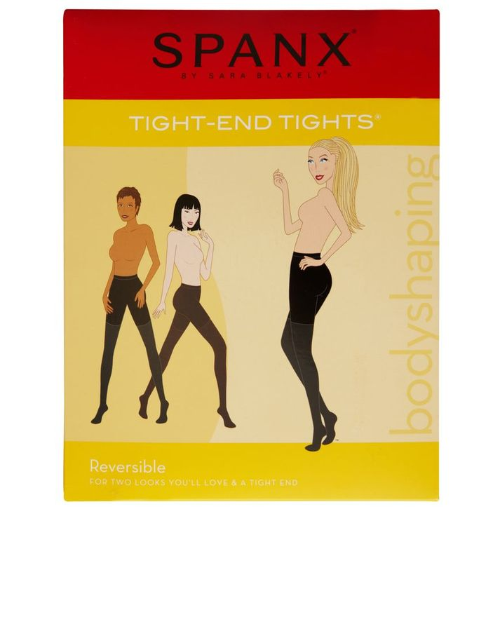 Spanx Tight-End pantyhose - Two Timing Reversible