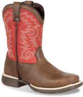 Durango Stockman Youth Cowboy Boot - Boy's