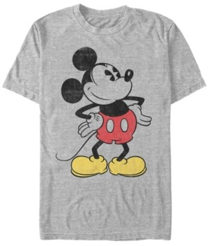 Fifth Sun Men's Vintage Mickey Short Sleeve T-Shirt