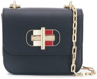 Tommy Hilfiger leather shoulder bag