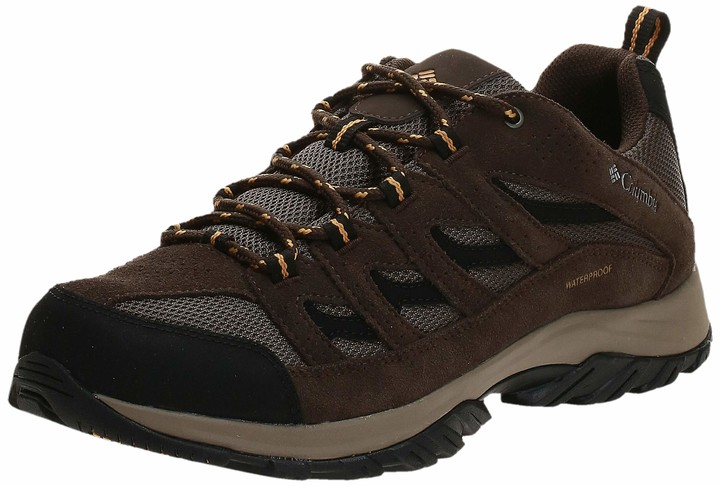 Columbia Men's Crestwood Waterproof Hiking Shoe