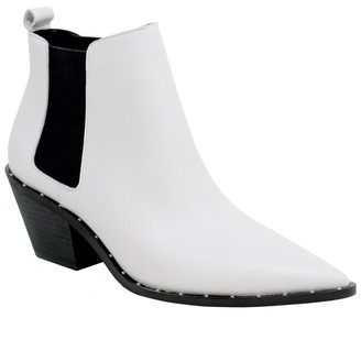 Charles by Charles David Polar Leather Bootie