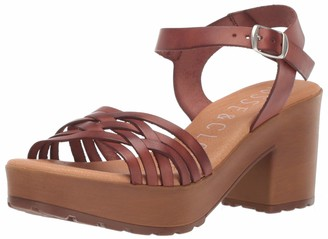 Musse & Cloud Women's Teresa Heeled Sandal