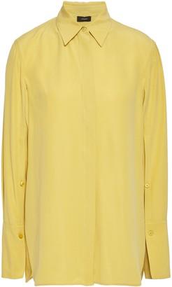 Joseph Washed-silk Shirt