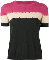 Etoile Isabel Marant Branson T-shirt - women - Cotton/Cashmere - 36