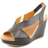 Dr. Scholl's Mean It Women Open Toe Synthetic Wedge Sandal.