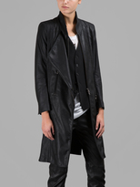 Ann Demeulemeester Leather Jackets