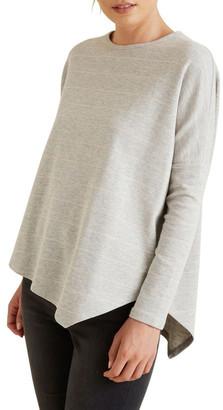 Seed Heritage Asymmetrical Sweater