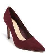 Forever 21 Pointed Faux Suede Pumps
