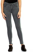 Celebrity Pink Mid-Rise Super Skinny Overdyed Skinny Jeans