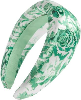 Ganni Floral Headband
