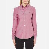 Polo Ralph Lauren Women's Harper Shirt Raspberry