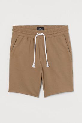 H&M Regular Fit Sweatshorts