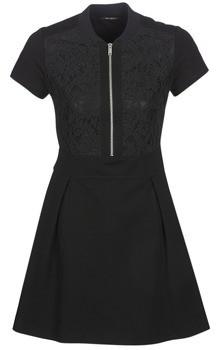 Ikks CIRCEL women's Dress in Black