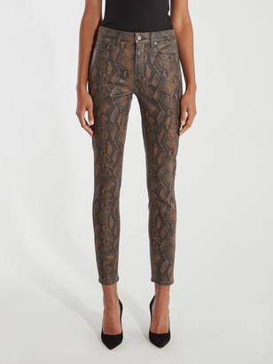 Paige Hoxton High Rise Ultra Skinny Jeans