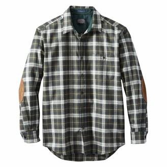 Pendleton Men's Size Long Sleeve Button Front Trail Shirt
