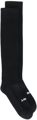 Rick Owens knee length socks