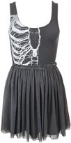 Iron Fist Wishbone Tank Dress - (L) UK 14 / US 12 / EU 42