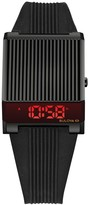 Bulova Men's Black Computron Digital Watch