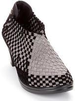 Bernie Mev. Chesca Velvet Woven Stretch Pumps Shoes - Women's