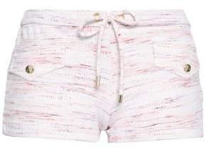 Melissa Odabash Tamara Printed Pique Swim Shorts