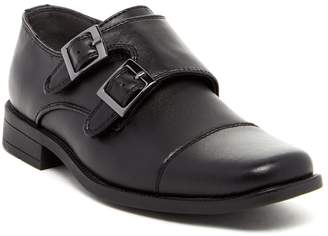 Steve Madden Chaaz Double Monk Strap Shoe (Little Kid & Big Kid)