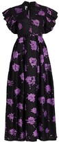 Thumbnail for your product : Busayo Dee V-Neck Maxi Dress