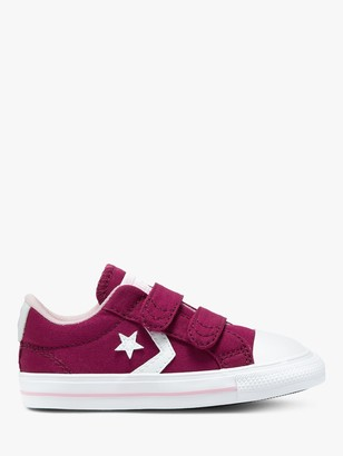 Converse Junior Varsity Star Player 2V Canvas Trainers