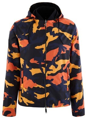 Valentino Camospace reversible jacket