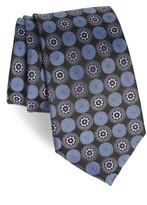 Nordstrom Men's Old English Medallion Silk Tie