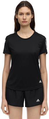 adidas Stretch Nylon Own The Run T-shirt
