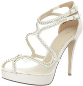 Brianna Leigh Women's Dazzling Platform Sandal