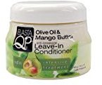 Elasta QP Olive oil & Mango Butter Leave-In Conditioner 15 oz (Multi Pack Deal!! by ElastaQP