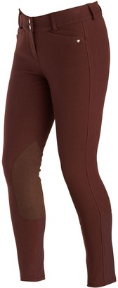 Ariat Women's Heritage Low Rise Knee Patch Front Zip Pant