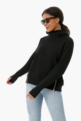 Addison Bay Black Everyday Pullover