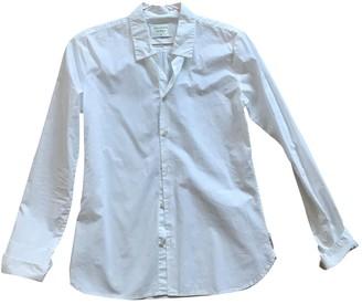 LES COYOTES DE PARIS White Cotton Tops