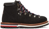 Moncler Black Blanche Boots