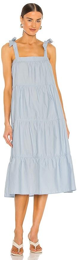 Nation LTD Amelia Tie Dress