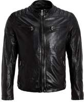 Gipsy Dago Leather Jacket Schwarz