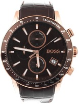 HUGO BOSS Rafale Watch Brown