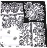 Givenchy paisley print scarf - women - Silk - One Size