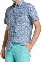 Sportscraft Short Sleeve Tapered Collingwood Shirt
