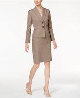 Le Suit 3-Pc. Four-Pocket Skirt Suit
