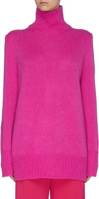The Row 'Sadel' cashmere turtleneck sweater