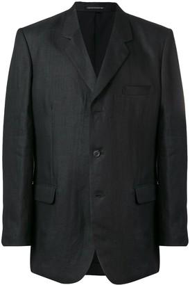 Yohji Yamamoto casual blazer