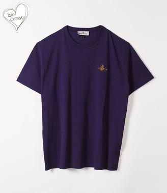 Vivienne Westwood BP Oversize T-Shirt Purple