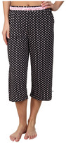 Karen Neuburger Le Boulevard Dot Crop Pants
